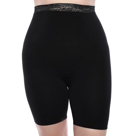 Купить Корректирующие шорты Kaproni «Элегантная леди». Цвет: черный
