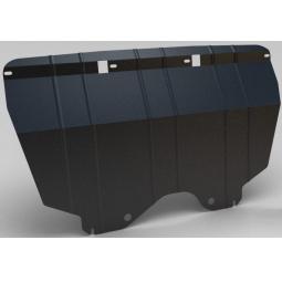 Комплект: защита картера и крепеж EKO для Hyundai ix35 / KIA Sportage, 2009
