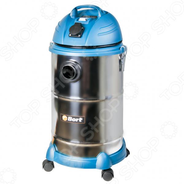 Пылесос промышленный Bort BSS-1530N Pro Пылесос промышленный Bort BSS-1530N Pro /