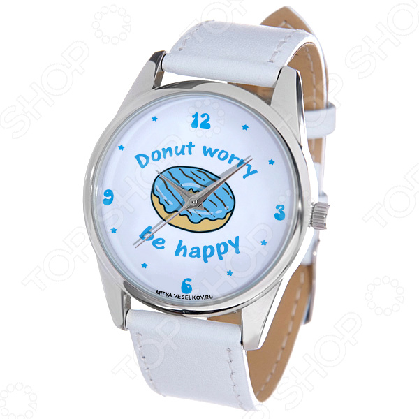 Часы наручные Mitya Veselkov Donut worry