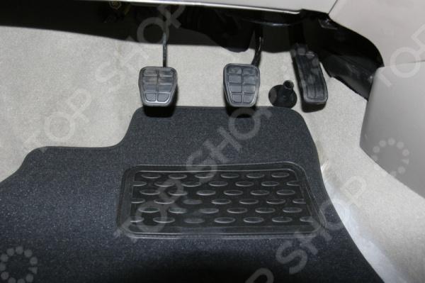 Комплект ковриков в салон автомобиля Autofamily ТагАЗ Vortex Corda 2010