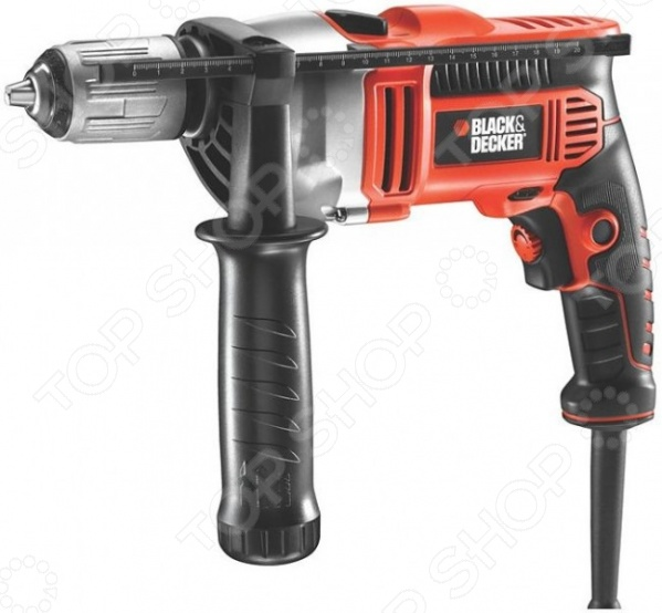 Black & Decker Дрель ударная Black & Decker KR705K