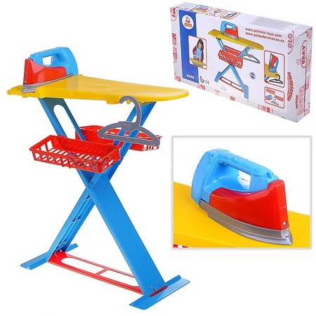 Купить Игровой набор для девочки POLESIE «Утюжок 2х1»
