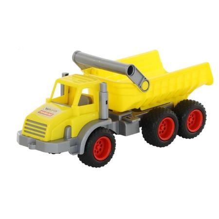 Купить Машинка игрушечная Wader «КонсТрак. Трехколесный самосвал»
