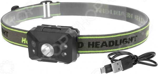 Фото - Фонарь налобный Helios HS-FN-3008 фонарь кемпинговый helios hs fk 5046