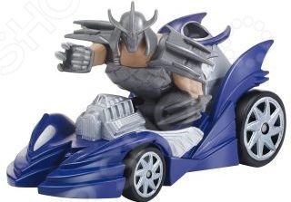Машинка игрушечная с фигуркой Nickelodeon «Шредер на Шредеромобиле» машины turtles машинка черепашки ниндзя 7 см шредер на шредеромобиле