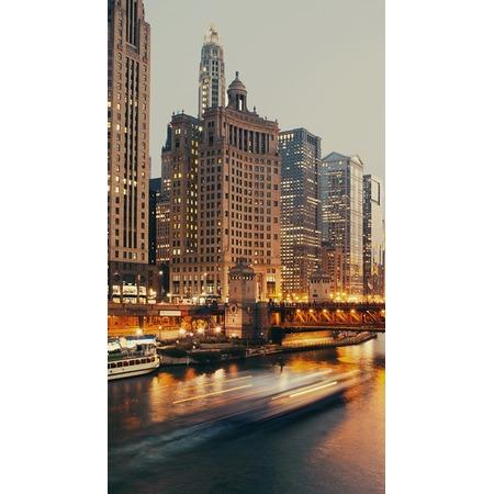 Купить Обогреватель настенный Домашний очаг «Ночной город»