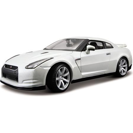 Автомобиль с аккумулятором на радиоуправлении 1:12 KidzTech Nissan GT-R. В ассортименте