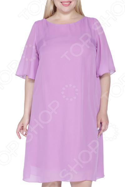 Платье Лауме-Лайн «Яркий цветок»