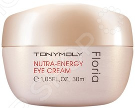 Крем для кожи вокруг глаз TONY MOLY Floria Nutra Energy эмульсия tony moly floria nutra energy essence with argan oil