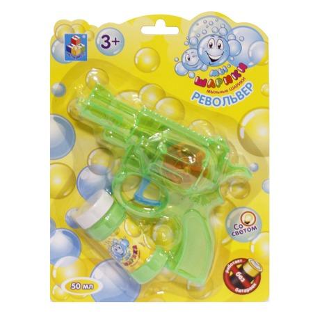 Купить Игрушка для пускания мыльных пузырей 1 Toy «Мы-шарики!» Т58740