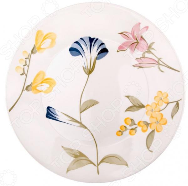 Тарелка обеденная Biona «Май» миска biona blank