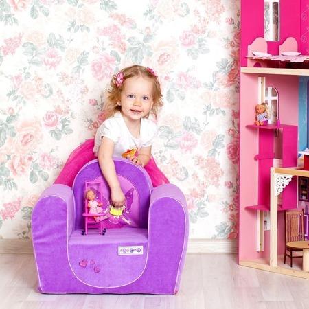 Купить Кресло детское PAREMO «Фея»
