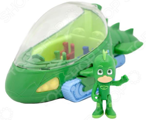 Машинка игрушечная с фигуркой PJ Masks «Геккомобиль»