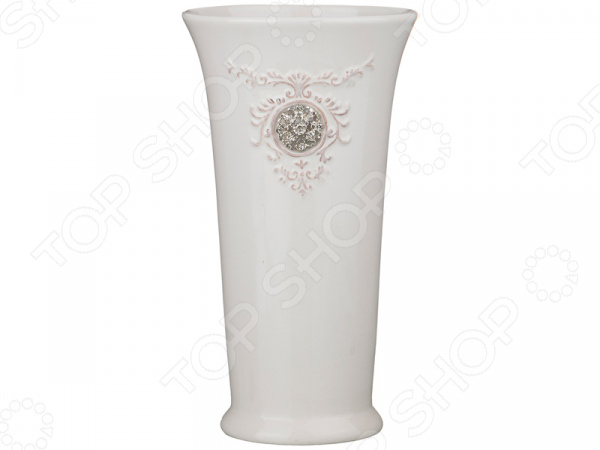Ваза декоративная «Медальон» 232-138 вазы pavone ваза орхидея