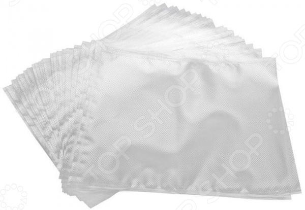 Пакеты для вакуумного упаковщика STATUS VB 20х28-40 пакеты для вакуумного упаковщика status vb 28х36 25
