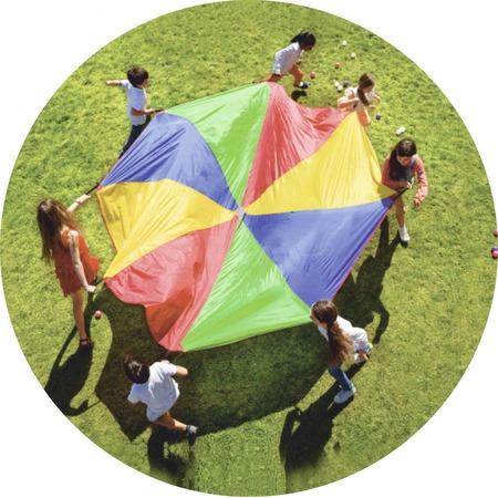 Купить Игра детская командная Bradex «Парашют дружбы»