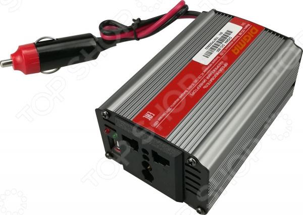 Инвертор автомобильный Digma DCI-200 автомобильный инвертор напряжения digma dci 800 800вт