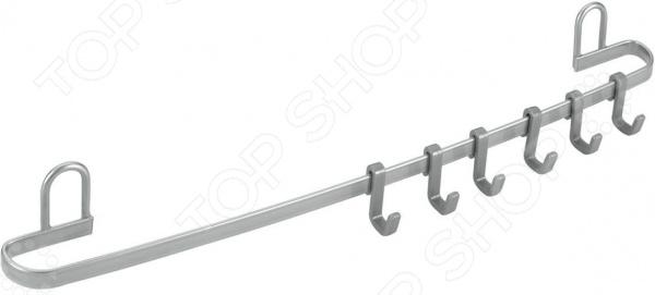 Планка с крючками Metaltex Eureka