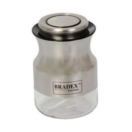 Купить Банка для сыпучих продуктов Bradex TK-038