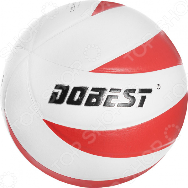 Мяч волейбольный DoBest V5-SU028R-12