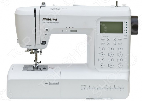 Швейная машина Minerva DecorProfessional швейная машина minerva f 832 b