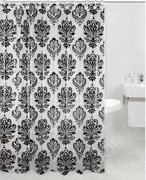 Штора для ванной комнаты Rosenberg RPE-730013