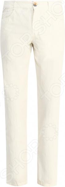 Брюки Finn Flare S16-22033. Цвет: светло-бежевый брюки finn flare s16 24008 цвет светло серый