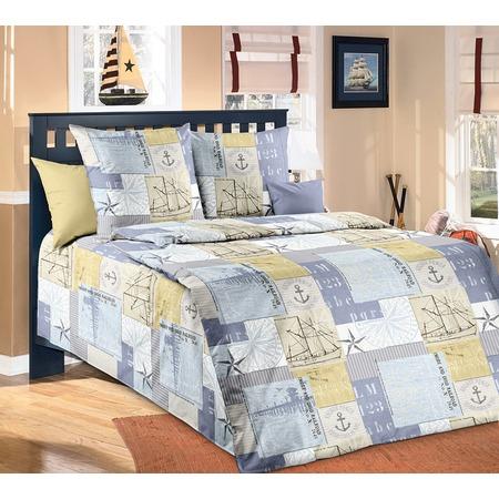 Купить Комплект постельного белья Белиссимо «Каравелла». 1,5-спальный