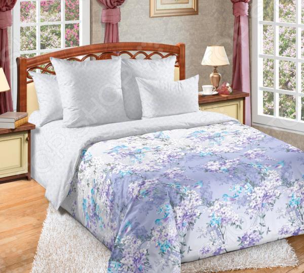 цена Комплект постельного белья ТексДизайн «Поющие в терновнике» онлайн в 2017 году