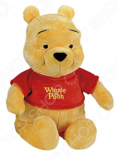 Мягкая игрушка Nicotoy «Медвежонок Винни» nicotoy мягкая игрушка медвежонок винни 35 см
