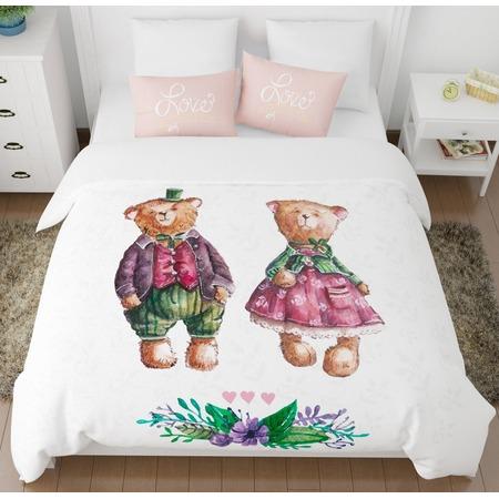 Купить Комплект постельного белья Сирень «Дуэт»