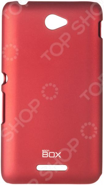 все цены на Чехол защитный skinBOX Sony Xperia E4 онлайн
