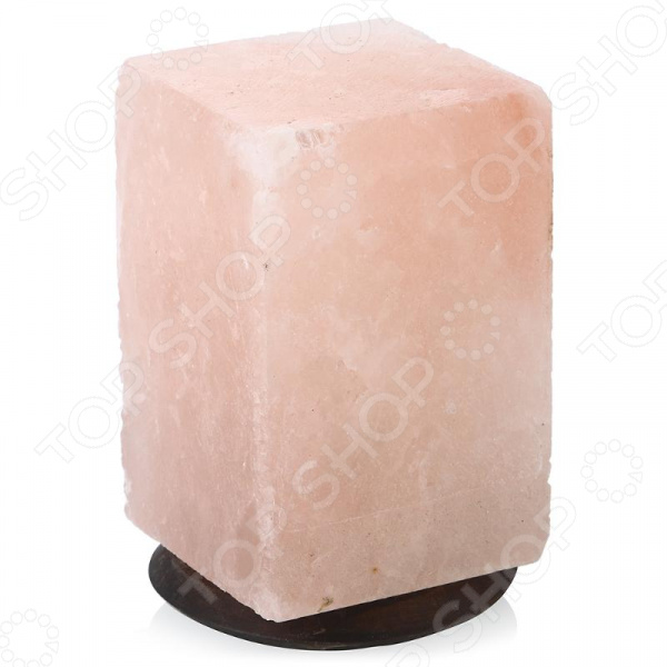 Лампа солевая ZENET Куб 2