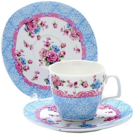 Купить Кофейный набор Loraine LR-24756 «Бутон»