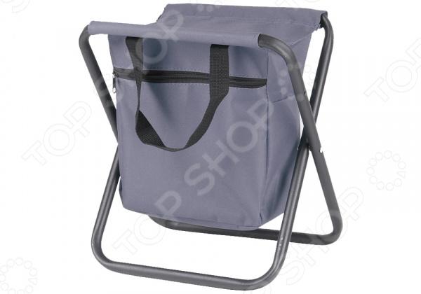 Табурет с сумкой Rosenberg RUS-835003 Табурет с сумкой Rosenberg RUS-835003-4 /Серый