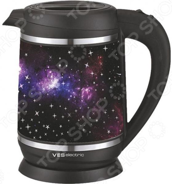 Чайник Ves VES-2000-S цена