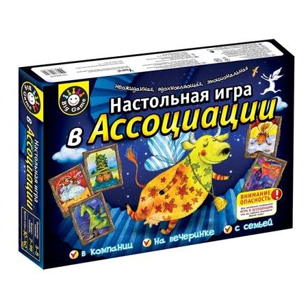 Купить Игра карточная Ранок «Ассоциации»