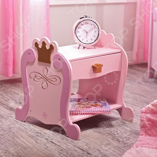 Стол детский прикроватный KidKraft «Принцесса» 1