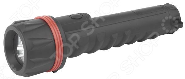 Фонарик светодиодный Трофи TR3D с набором батареек