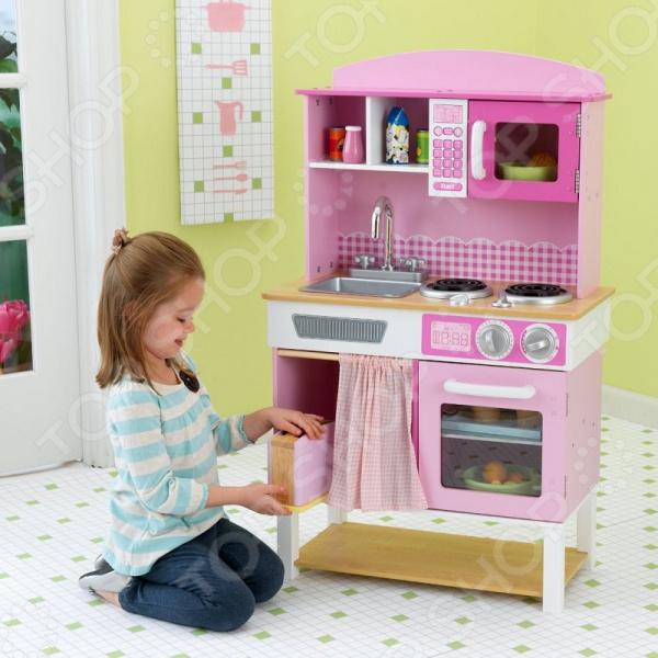 Кухня детская с аксессуарами KidKraft «Домашний шеф-повар»