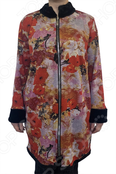 Пальто EleganceStyle «Царские мотивы»
