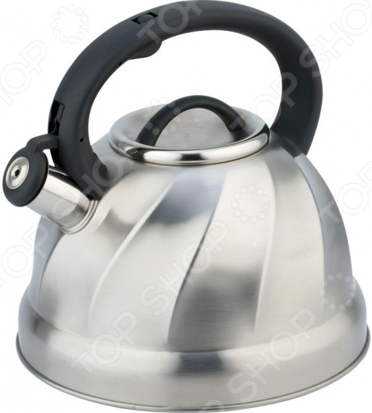 Чайник со свистком Eurostek ESK-3560 чайник eurostek со свистком 3 л esk 3063