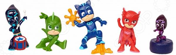 Игровой набор фигурок PJ Masks № 3
