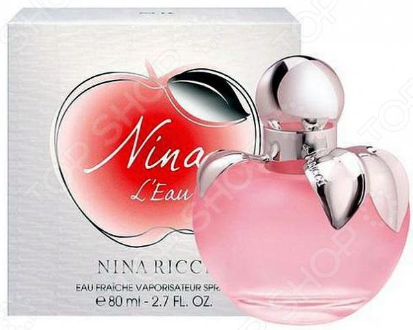 Туалетная вода для женщин Nina Ricci Nina, 80 мл orbeez волшебный аромат в москве