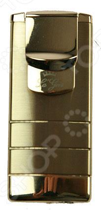 Зажигалка La Geer с пьезоэлементом 85321 подарочная зажигалка, выполненная из прочного металла с элементами из пластика. Имеет оригинальную отделку и декоративные вставки. Отличный дизайн делает эту зажигалку желанным подарком для друзей и близких. Не рекомендуется для воспламенения ламп, работающих га пропане, бутане или бензине. Избегайте попадания влаги внутрь.