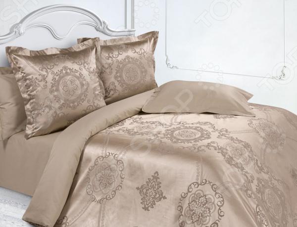 Комплект постельного белья Ecotex «Эстетика. Флоранс» комплект постельного белья ecotex марлен