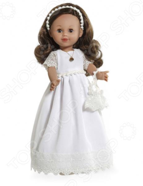 Кукла Arias Elegance с темными волосами