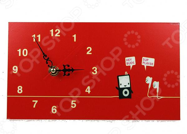 Часы настольные Let us music 38257