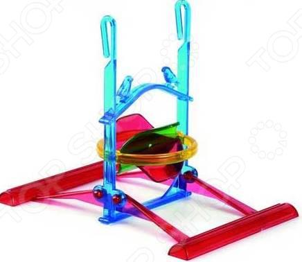 Качели с игрушкой для птиц Beeztees 010491 камень минеральный для хомяков beeztees 825850